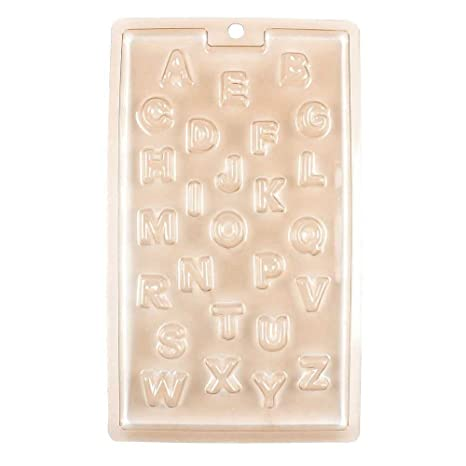 Amazon.com: Chocolate Candy Making moldes Baby Shower z073 ...