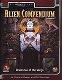 Alien Compendium, Richard Baker and Bill Slavicsek, 0786907789