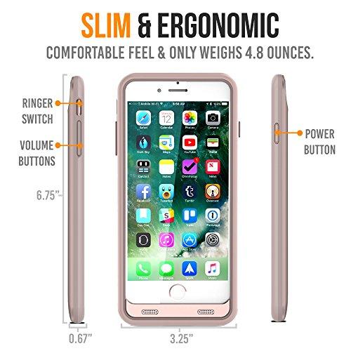 new arrivals e9445 83079 iPhone 8 Plus / 7 Plus Battery Case, Alpatronix BX170plus - Import ...