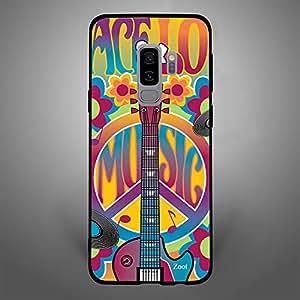 Samsung Galaxy S9 Plus Peace Guitar