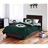 NFL Green Bay Packers Bedding Set, QUEEN