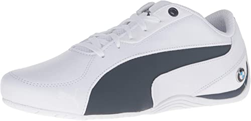 chaussures puma bmw blanc