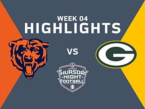 Week 4: Highlights: Bears vs. Packers (14-35)