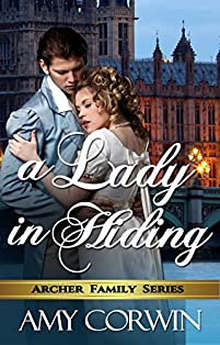 A Lady In Hiding by Amy Corwin ebook deal