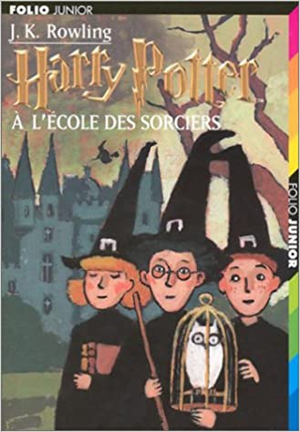 Amazon Fr Harry Potter Tome 1 Harry Potter A L Ecole