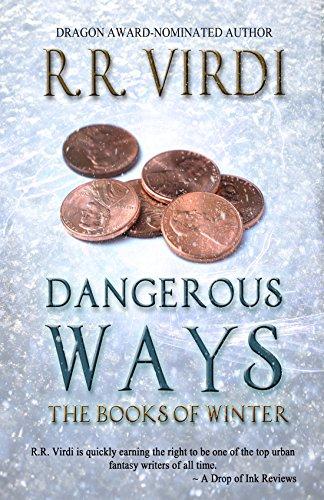 Amazon dangerous ways the books of winter book 1 ebook dangerous ways the books of winter book 1 by virdi rr fandeluxe Images