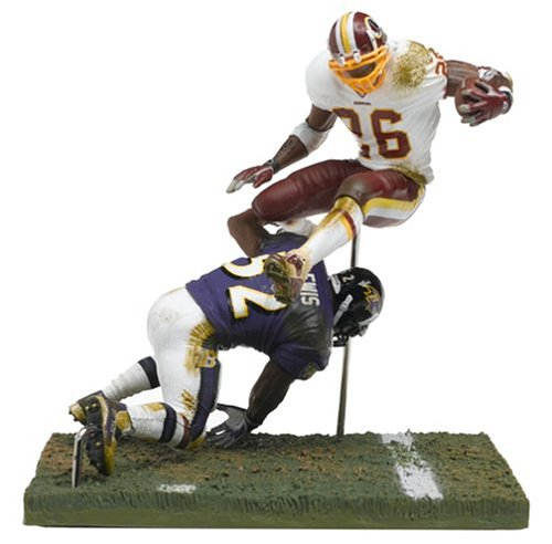 NFL 2-Pack - Clinton Portis Vs. Ray Lewis (Lewis Figure Ray)