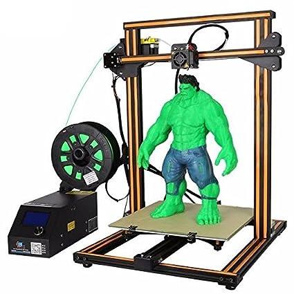 Creality 3D CR-10S 3D Printer (5S): Amazon.es: Industria, empresas ...