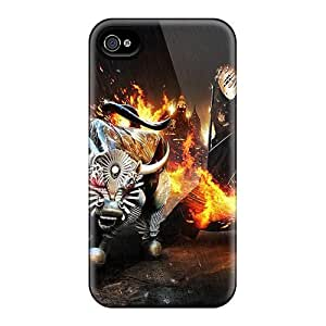 For MeSusges Iphone Case, High Quality For Samsung Galaxy S6 Case Cover Bull Rider Skin Case Cover