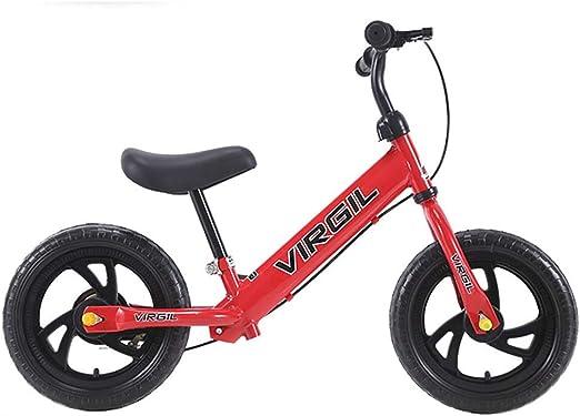 Bicicletas sin pedales Bicicleta Ligera de Equilibrio con ...