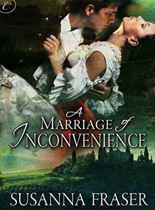 book cover of A Marriage of Inconvenience