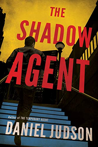 Pdf Thriller The Shadow Agent (The Agent Book 3)