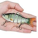 Fishing Wobblers Lifelike Fishing Lure 6 Isca Artificial Lures Fishing Tackle