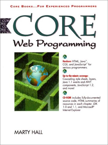 Core Web Programming (Prentice Hall (engl. Titel))