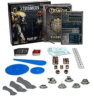 Games Workshop - Warhammer 40,000 Universe - Adeptus Titanicus
