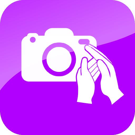 Easy selfie (Shot Activated Timer)