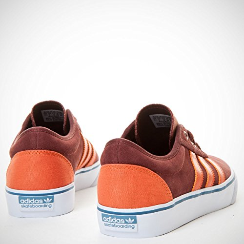 adidas , Baskets pour homme Marron Fox Brown / Fox Orange / Stonewash Blue