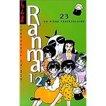RANMA 1/2 T.23 : UN PIÈGE TENTACULAIRE