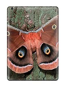 Cute Appearance Cover/tpu EsbNzwT16650paqcu Polyphemus Moth Case For Ipad Air