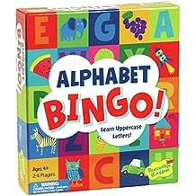 Alphabet Bingo Board Game