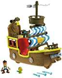 Fisher-Price Disney's Jake and The Never Land Pirates – Jake's Musical Pirate Ship Bucky image