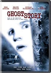 Put together a gloomy New England house, a dark night and four of America's legendary leading men and you have all the ingredients for the classic Ghost Story, a spellbinding motion picture based on the bestseller by Peter Straub. Co-starring...