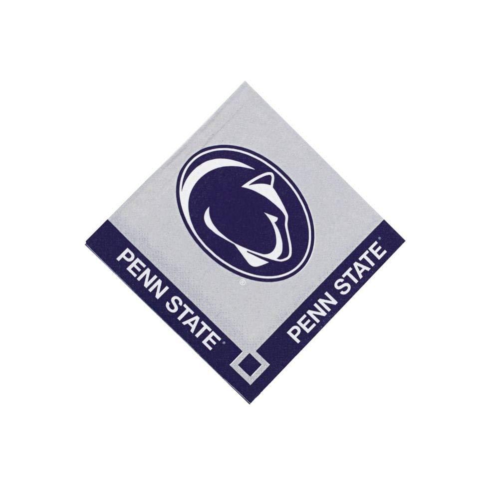 NCAA(TM) Penn State Beverage Napkins
