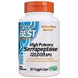 High Potency Serrapeptases - Best Reviews Guide