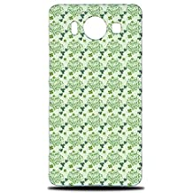 Foxercases Design St Patrick Clover Pattern 5 Hard Back Case Cover For Microsoft Lumia 950