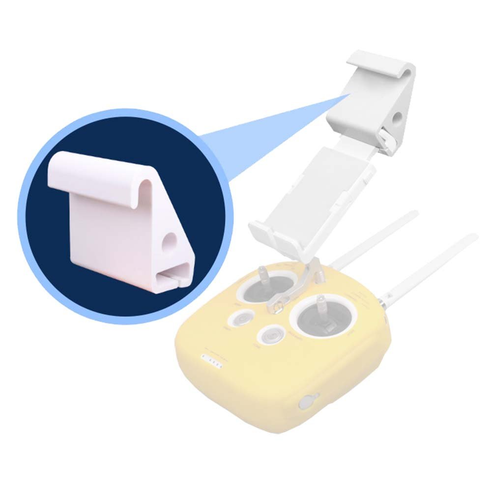 Gigibon GG-0963 for DJI Phantom 4 Accessories: Extension Mount Mobile Device Holder to Clip 13.3''/10''/9.7'' Tablets Like iPad Pro, Galaxy Tab 4 for Phantom 3 & Inspire 1