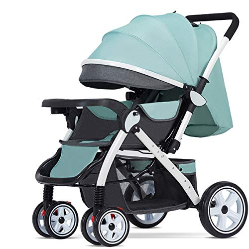 Hireno Baby Stroller Bassinet Pram Carriage Stroller Terrain Vista City Select Pushchair Stroller Compact Convertible
