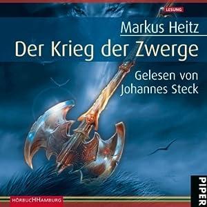 Der Krieg der Zwerge (Die Zwerge 2) Audiobook