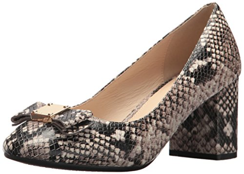 Cole Haan Womens Tali Bow Pump Roccia Serpente