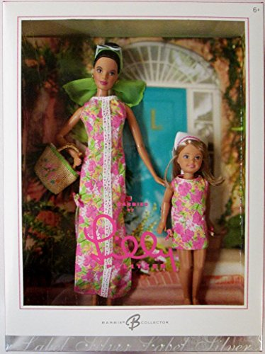 Barbie Collector Silver Label Collection by Lilly Pulitzer - Only 50,000 Created Worldwide