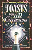 Toasts for All Occasions, Deborah Herman and Jeff Herman, 1564147096