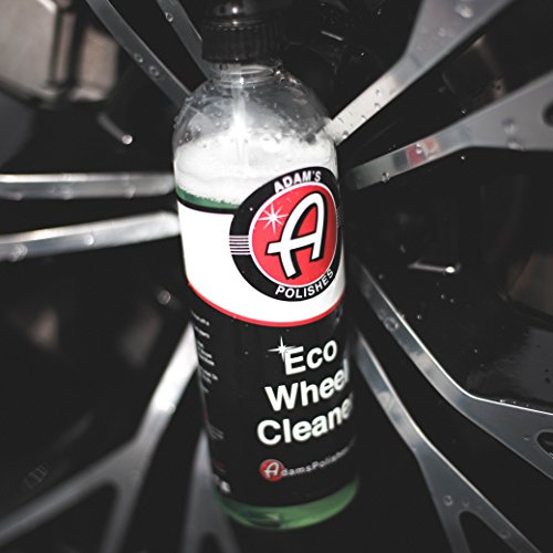 Adam's NEW Eco Wheel Cleaner Gallon - Safely Clean Any Wheel Finish - Tough on Dirt and Brake Dust But Gentle on Your Wheels and The Environment by Adam's Polishes (Image #4)
