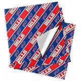 Buffalo Bills Folded Wrapping Paper