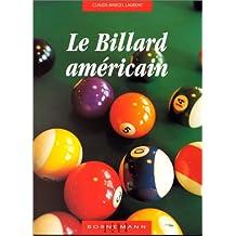 Billard americain le snooker