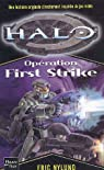 Halo, tome 3 : Opération First Strike par Nylund