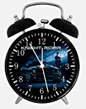 Best Knight Alarm Clocks - Knight Rider Alarm Desk Clock 3.75