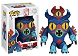 Funko POP! Disney: Big Hero 6-Fred Action Figure