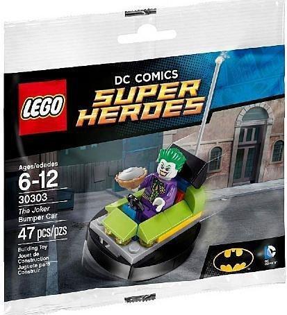 Lego Batman Joker Van Parker LEGO Joker Bumper Car (30303) [parallel import -