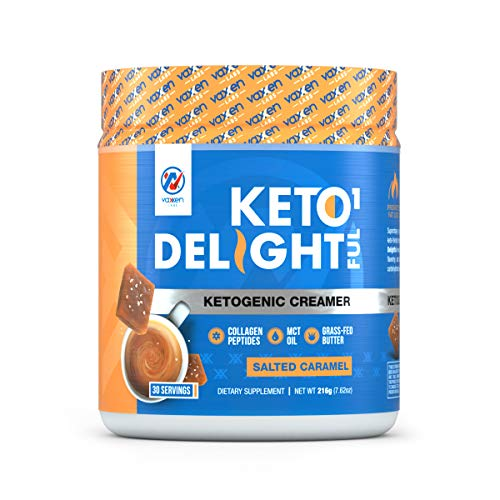 Vaxxen Labs Ketogenic Creamer Grass Fed product image