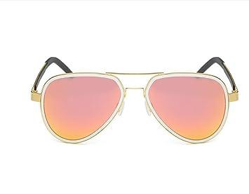 MNII Gafas De Sol Polarizadas Clásicas, Orange- Aspecto de ...