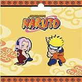 Naruto: Pins - Sakura & Naruto