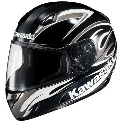 Amazon.es: Hjc AC-12 - Kawasaki Ninja Zx Full Face Helmet