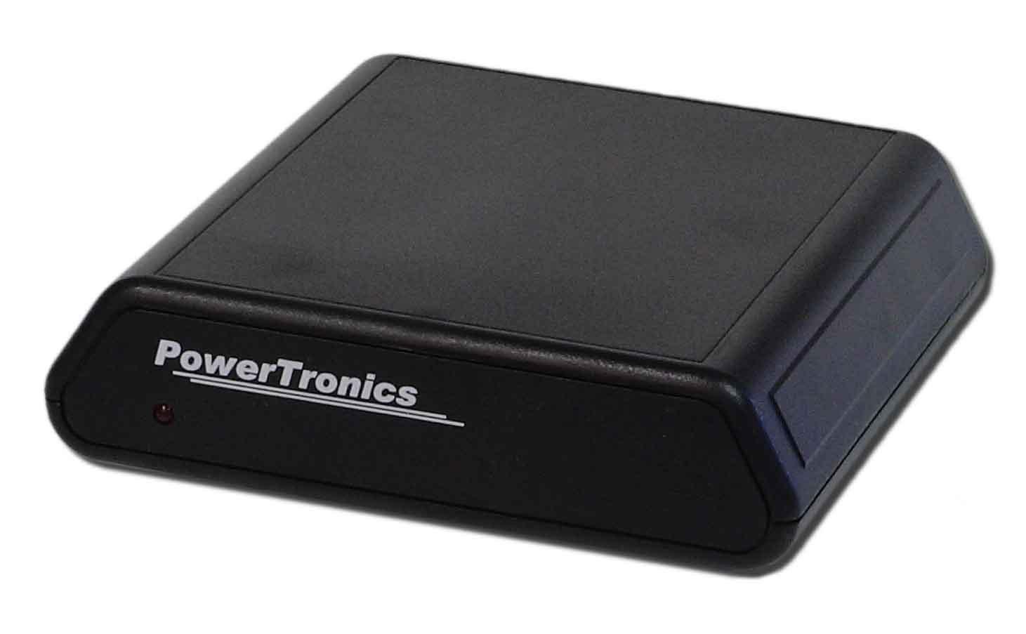 Powertronics PQR D50 Voltage Disturbance Recorder, Black