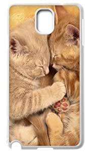 Fashion Cases Frisky Cat Back For Case HTC One M8 Cover s Cover