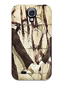 Miri Rogoff's Shop 7856949K92663748 New Guy And Girl Tpu Skin Case Compatible With Galaxy S4
