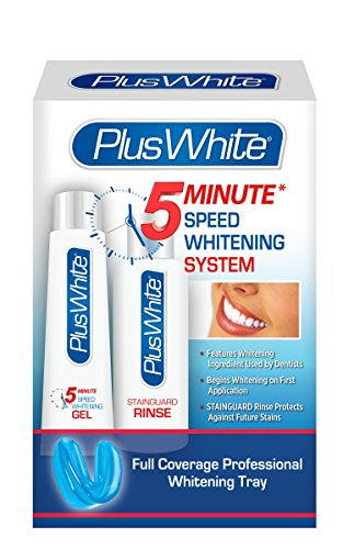 (Plus White 5 Minute Premier Teeth Whitening System)